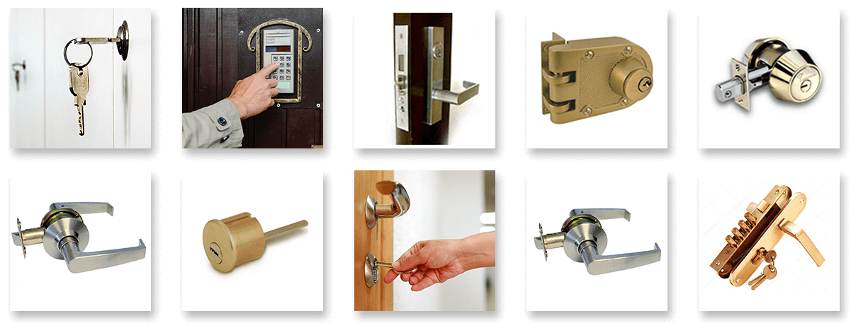 Garage Door Locks & Additional Security